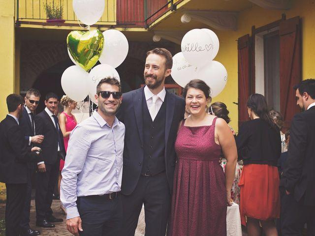 Il matrimonio di Achille e Angela a Carpignano Sesia, Novara 29