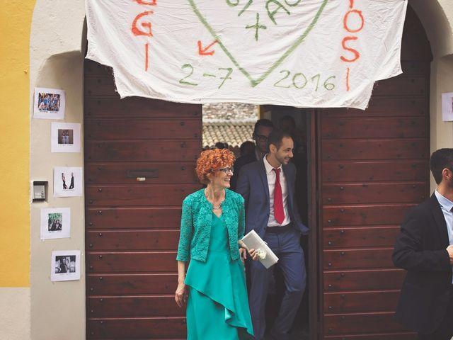 Il matrimonio di Achille e Angela a Carpignano Sesia, Novara 32