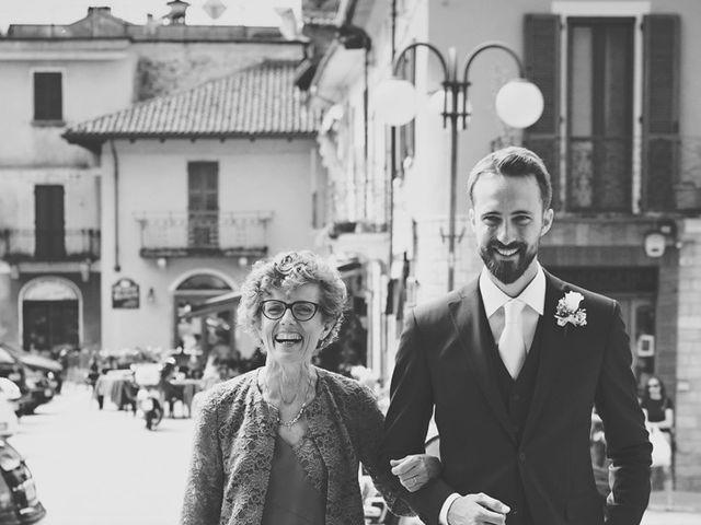 Il matrimonio di Achille e Angela a Carpignano Sesia, Novara 37