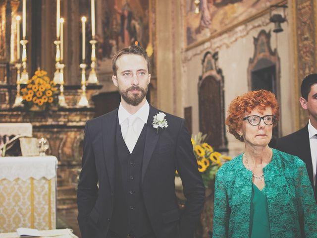 Il matrimonio di Achille e Angela a Carpignano Sesia, Novara 39
