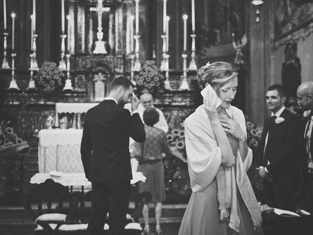 Il matrimonio di Achille e Angela a Carpignano Sesia, Novara 42