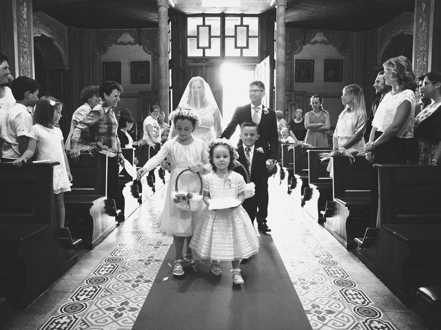 Il matrimonio di Achille e Angela a Carpignano Sesia, Novara 45