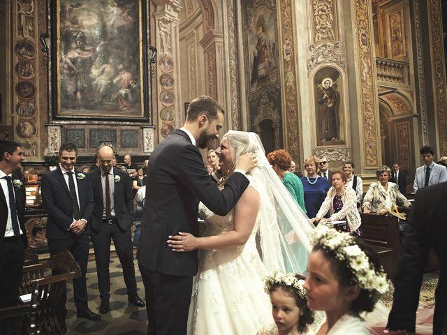Il matrimonio di Achille e Angela a Carpignano Sesia, Novara 46