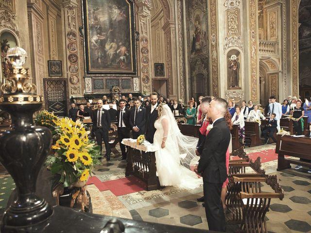 Il matrimonio di Achille e Angela a Carpignano Sesia, Novara 47