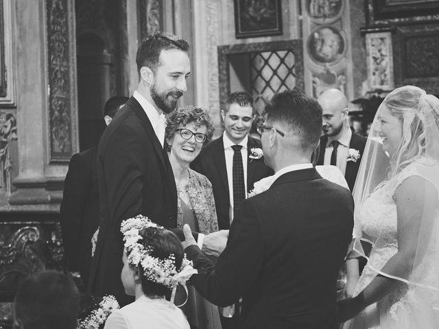 Il matrimonio di Achille e Angela a Carpignano Sesia, Novara 50