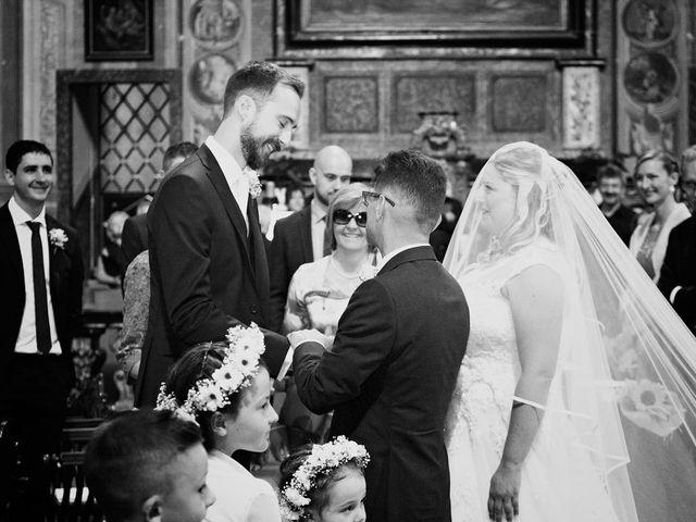 Il matrimonio di Achille e Angela a Carpignano Sesia, Novara 51