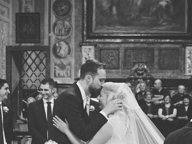 Il matrimonio di Achille e Angela a Carpignano Sesia, Novara 52