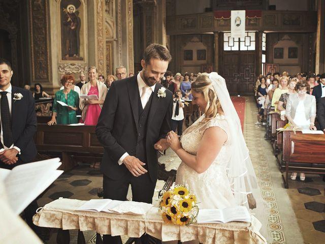 Il matrimonio di Achille e Angela a Carpignano Sesia, Novara 53