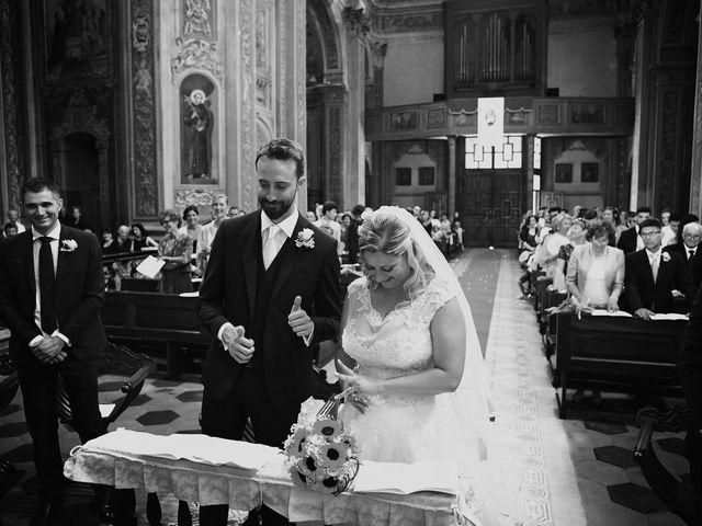 Il matrimonio di Achille e Angela a Carpignano Sesia, Novara 54
