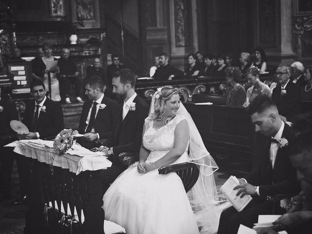 Il matrimonio di Achille e Angela a Carpignano Sesia, Novara 56