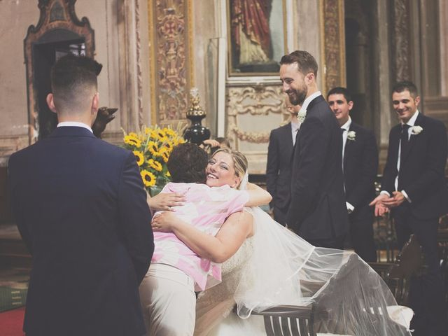 Il matrimonio di Achille e Angela a Carpignano Sesia, Novara 58