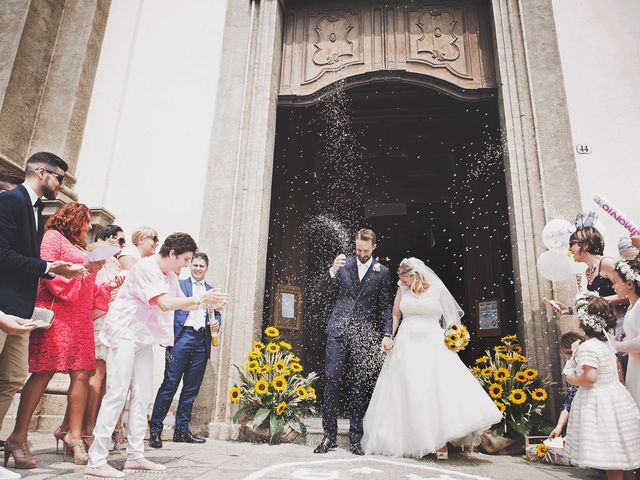 Il matrimonio di Achille e Angela a Carpignano Sesia, Novara 59