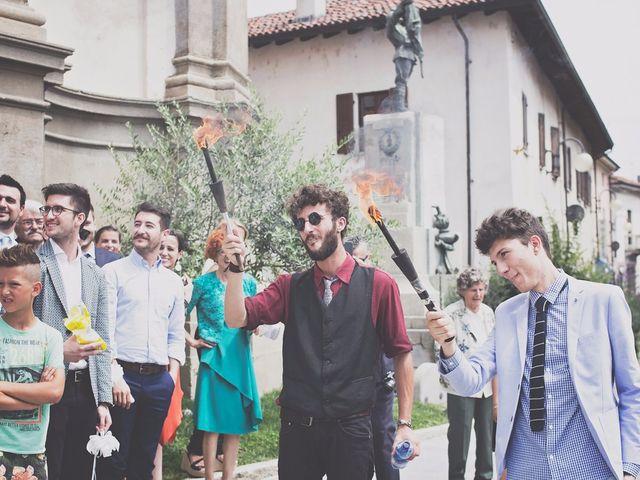 Il matrimonio di Achille e Angela a Carpignano Sesia, Novara 67