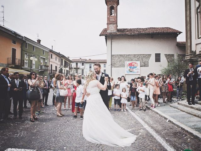Il matrimonio di Achille e Angela a Carpignano Sesia, Novara 69