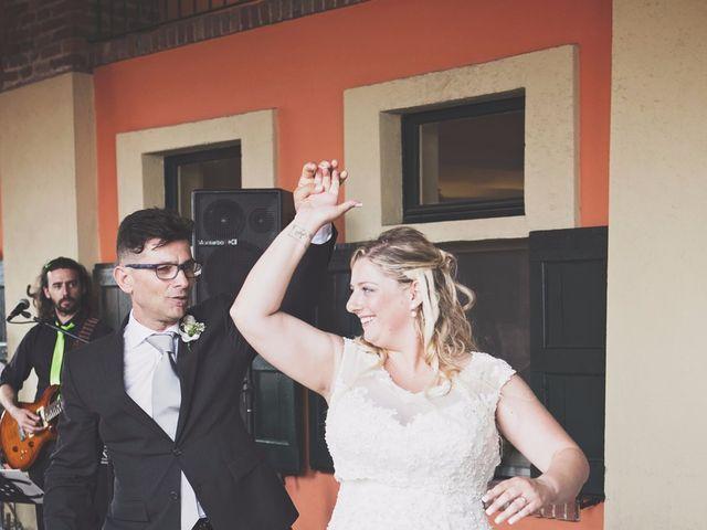 Il matrimonio di Achille e Angela a Carpignano Sesia, Novara 92