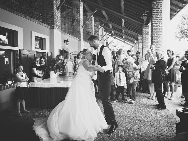 Il matrimonio di Achille e Angela a Carpignano Sesia, Novara 96