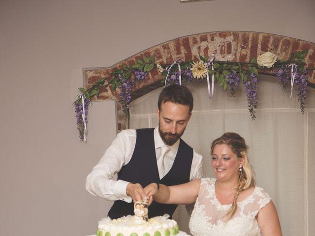 Il matrimonio di Achille e Angela a Carpignano Sesia, Novara 118