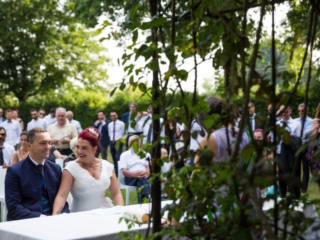 Il matrimonio di Mattia e Petra a Crema, Cremona 45