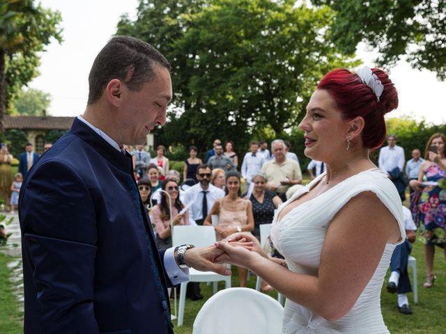 Il matrimonio di Mattia e Petra a Crema, Cremona 50