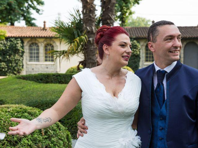 Il matrimonio di Mattia e Petra a Crema, Cremona 53