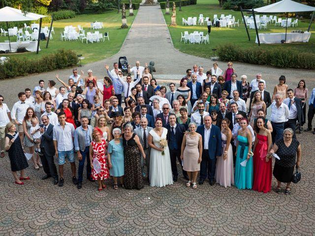 Il matrimonio di Mattia e Petra a Crema, Cremona 64