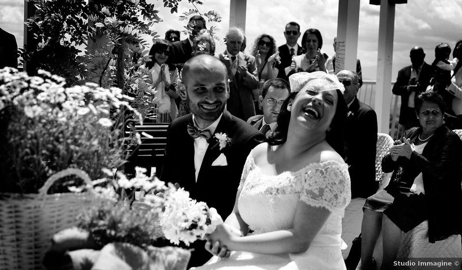 Il matrimonio di Francesco e Alessandra a Guardiagrele, Chieti