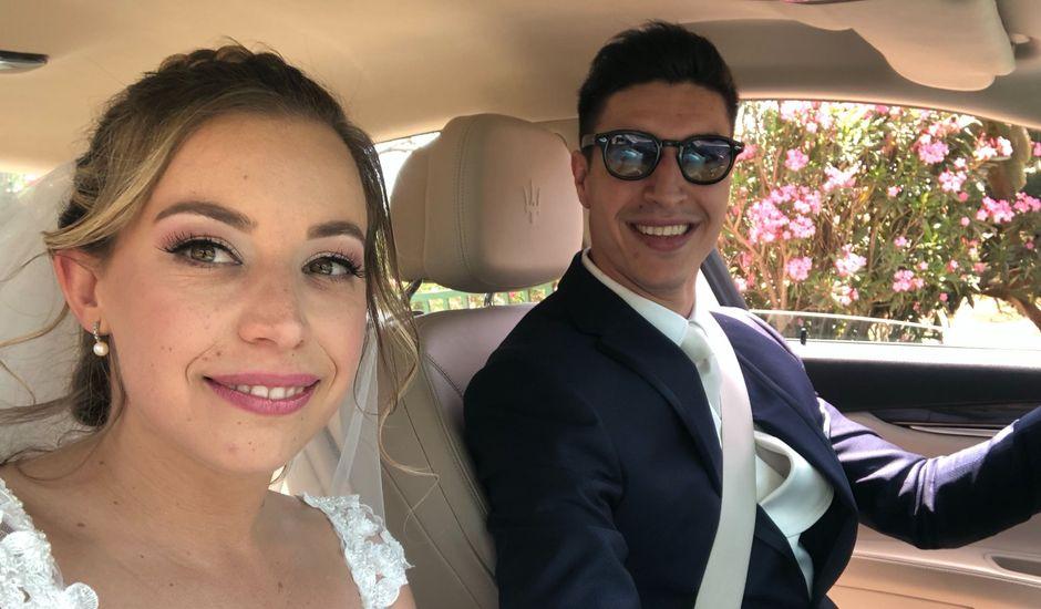 Il matrimonio di Adriano e Flavia a Agrigento, Agrigento