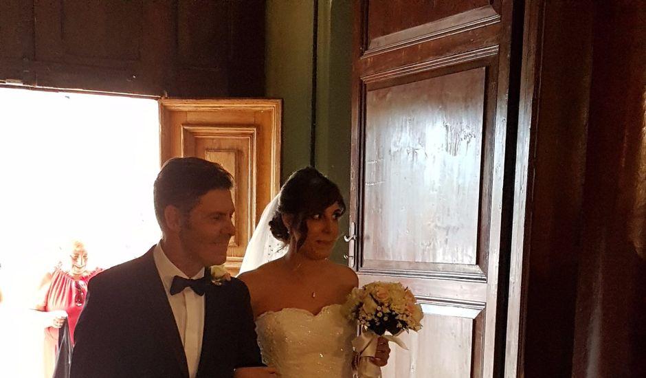 Il matrimonio di Fabrizio e Sara a Castelraimondo, Macerata