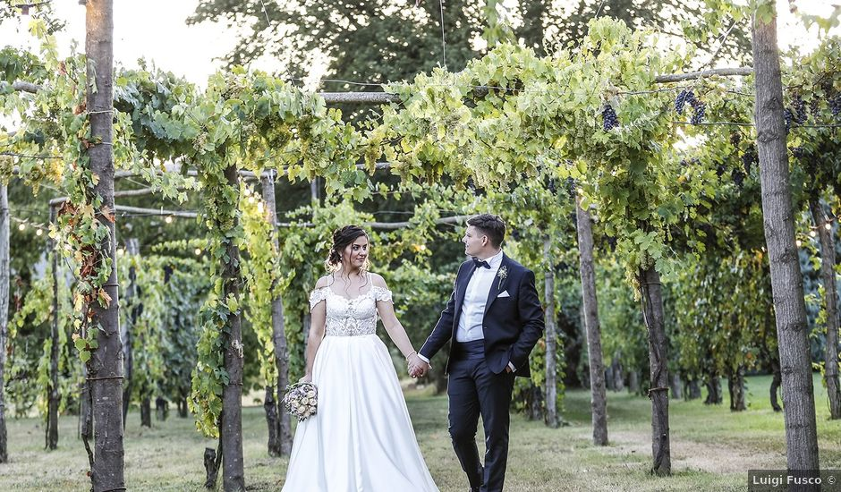 Il matrimonio di Melissa e Aniello a Bellona, Caserta