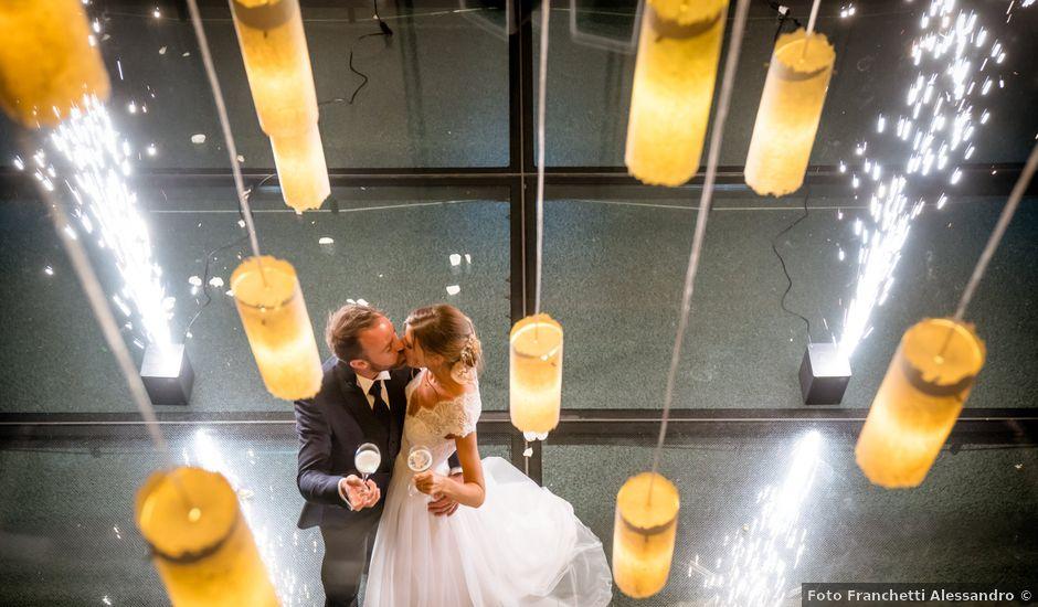 Il matrimonio di Valeria e Andrea a Bariano, Bergamo