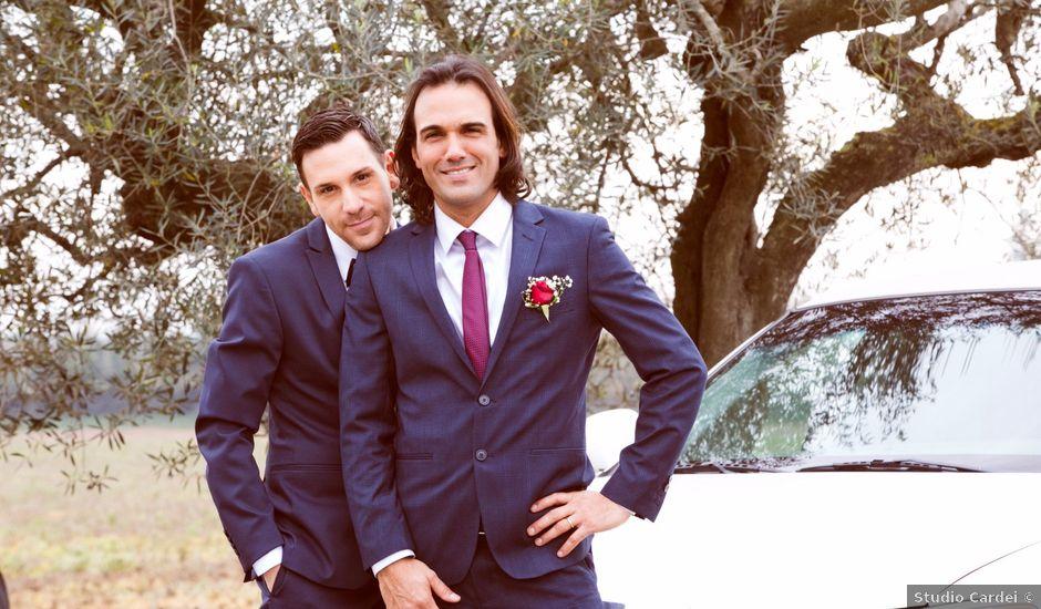 Il matrimonio di Roberto e Simone a Roma, Roma