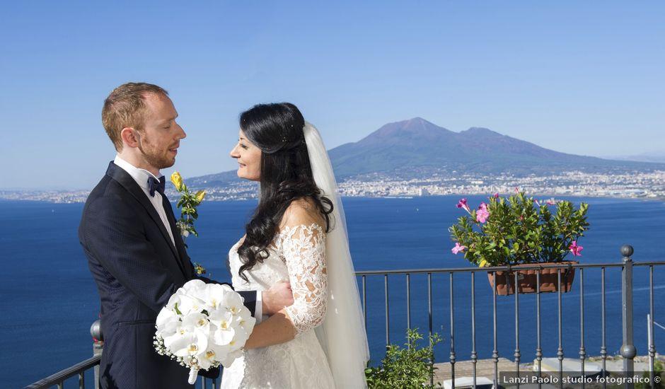 Il matrimonio di Stefano e Daniela a Castellammare di Stabia, Napoli