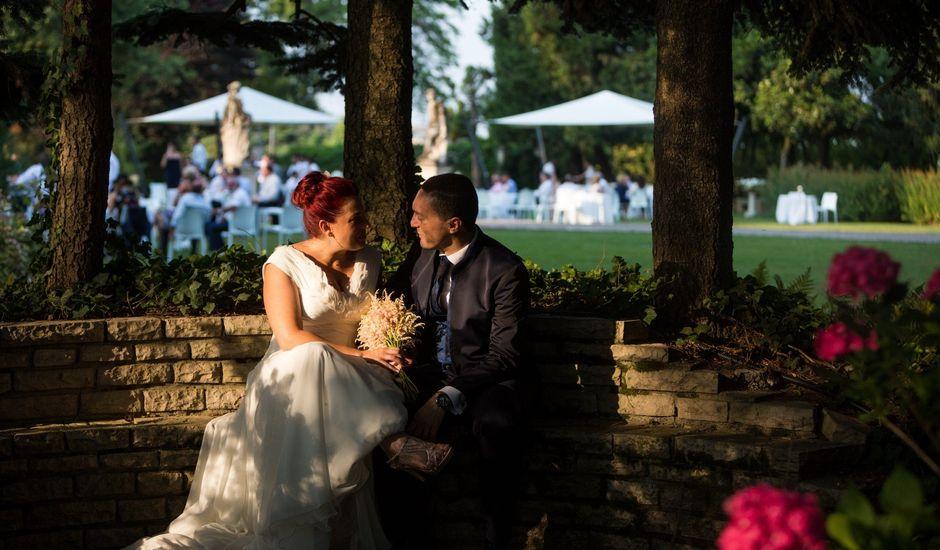 Il matrimonio di Mattia e Petra a Crema, Cremona