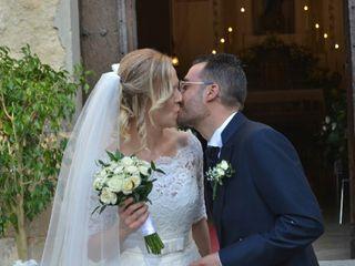 Le nozze di Simona e Franco