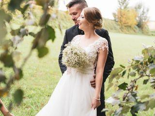 Le nozze di Brigitta e Marco