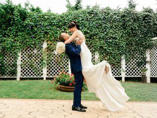 Le nozze di Asia e Domenico