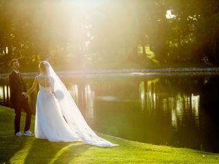 Le nozze di Vanessa e Alessandro