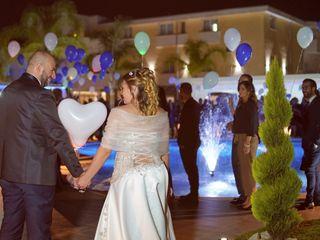 Le nozze di Anna e Francesco 1