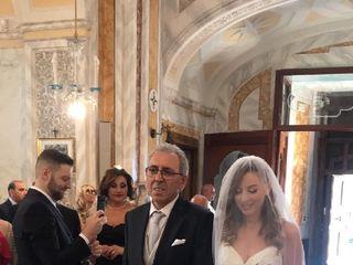 Le nozze di Regina e Alfonso  1