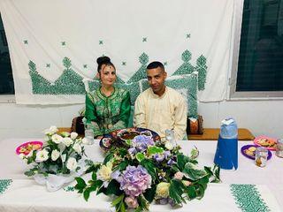 Le nozze di Tania e Bad