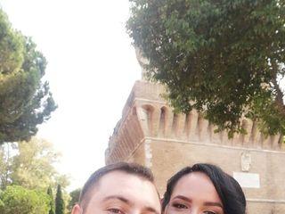 Le nozze di Giorgia e Valerio 1