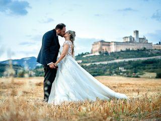 Le nozze di Valentina e Fabrizio