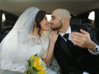 Le nozze di Cristiana  e Alberto