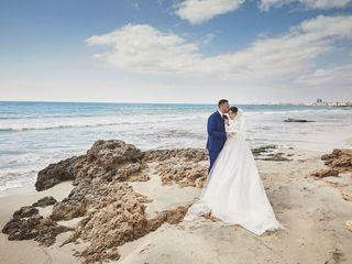 Le nozze di Anna Chiara e Emanuele