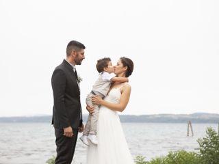 Le nozze di Enrica e Italo
