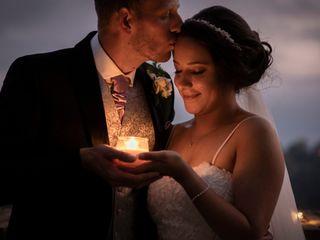 Le nozze di Lisa e Nicholas