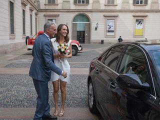 le nozze di Alessandra e Giorgio 1