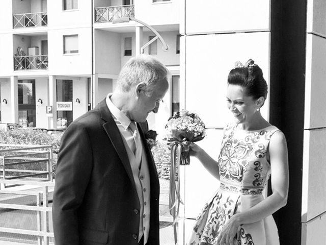 Il matrimonio di Angelo e Marilena a Mazzano, Brescia 38