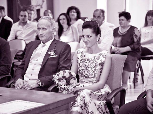 Il matrimonio di Angelo e Marilena a Mazzano, Brescia 45