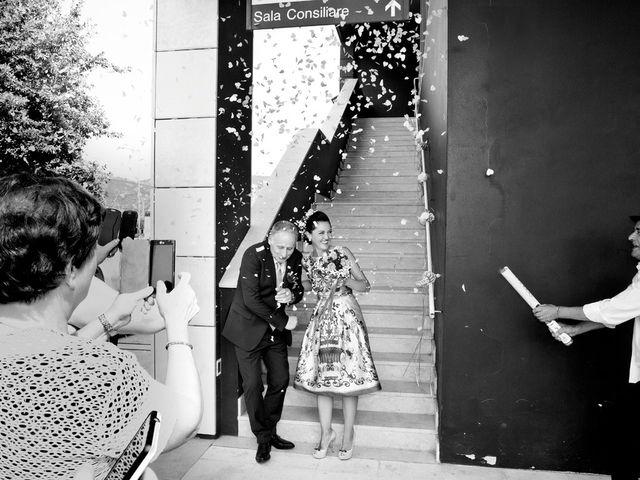 Il matrimonio di Angelo e Marilena a Mazzano, Brescia 57